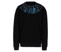 EMBRO SUBLI ROSONE BLACK Sweatshirt