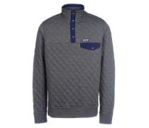 M'S COTTON QUILT SNAP-T PULLOVER Sweatshirt