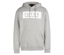 BOXER HOODIE Puff Printed Hood Sweatshirt Sweatshirt