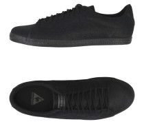 CHARLINE METALLIC SUEDE Low Sneakers