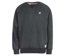 VINTAGE CREW SWEAT WITH CONCEALED POCKETS Sweatshirt