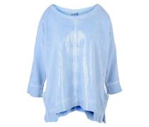 COLD SHOULDER SWEATSHIRT WITH PAILLETTES Sweatshirt