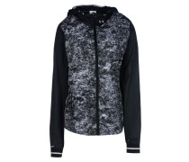 PRINTED LAYERED STORM JACKET Jacke