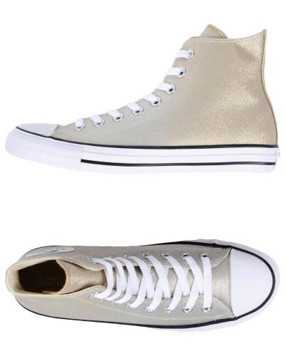 CTAS HI OMBRE METALLIC High Sneakers