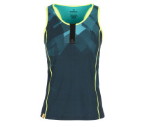ACTION TANK WITH INSIDE SPORTS BRA Top