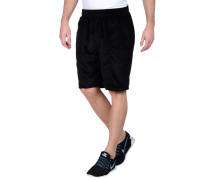 ST VELOUR BASKETBALL SHORT 80/20 COTTON/POLY KNIT Bermudashorts