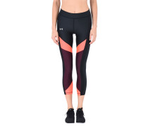UA HG COLOR BLCKD ANKLE CROP Leggings