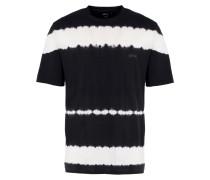 SPRAY STRIPE TEE T-shirts