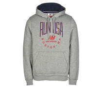 RUN USA HOOD SWEAT FLEECE Sweatshirt
