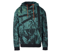 RAINFOREST HOODIE JAQUARD HOOD SWEATSHIRT Sweatshirt