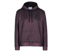 FLEECE HOOD SWEATER CT METAL Sweatshirt