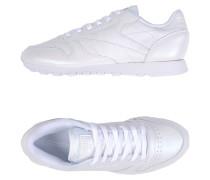 CL LTHR PEARLIZED Low Sneakers & Tennisschuhe