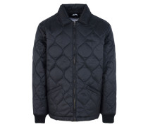 QUILTED WORK JACKET Jacke
