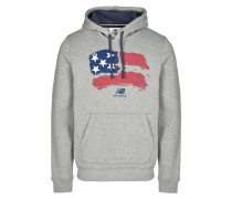 NB FLAG HOOD SWEAT FLEECE Sweatshirt
