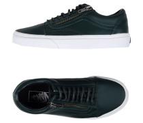U OLD SKOOL ZIP GUNMETAL BLAC Low Sneakers