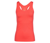 TECHNICAL KNIT FITTED TANK Top