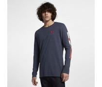 Hurley JJF Nautic Langarm-T-Shirt für Herren