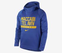 Maccabi Tel Aviv Elite Herren-Basketball-Hoodie