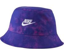 Sportswear Bucket Cap mit Batik-Design