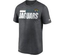 Dri-FIT Team Name Legend Sideline (NFL Jacksonville Jaguars) T-Shirt