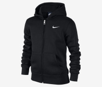 Brushed Fleece Full-Zip