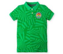 Poloshirt Windshift Boys Jungen grün