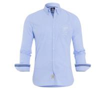 Hemd Bertus blau