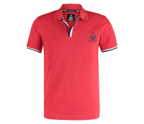 Poloshirt Open Sea rot