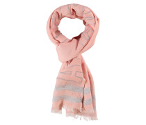 Schal Fizza pink