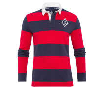 Rugby Shirt Jonquille rot