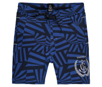 Badeshorts Watercraft AOP Boys blau Jungen