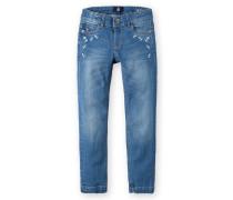 Jeans Careen Girls blau Mädchen