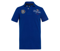 Poloshirt DelfSail blau