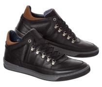 Sneaker Risso Track schwarz