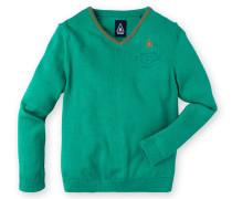 Pullover Natural Boys grün Jungen