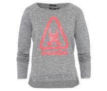 Sweatshirt Stopper grau