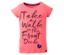 T-Shirt Salvo Girls pink Mädchen