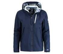 Softshelljacke Reach blau