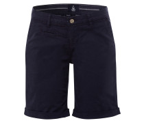 Shorts Rough Luff Chino blau
