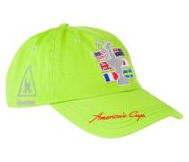 Cap America's Cup grün
