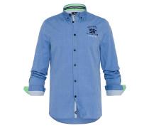 Hemd Tender blau