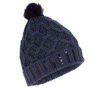 Mütze Control blau