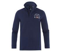 Sweatshirt Pressure blau