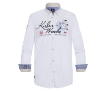 Kieler Woche Hemd Kurt weiss