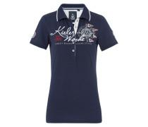 Kieler Woche Poloshirt Kamilla blau