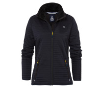 Softshelljacke Grand River schwarz