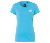 T-Shirt Brisa blau