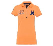 Poloshirt Sneekweek orange