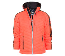 Steppjacke Vedder orange