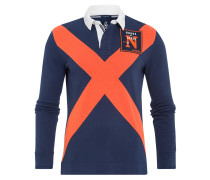 Rugby Shirt Jaming blau